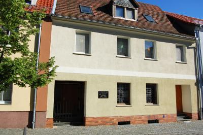 Gemeindehaus in der Schloßstraße