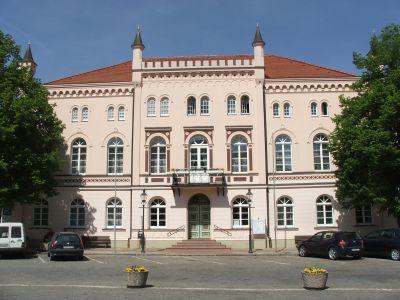 Rathaus Sternberg (Amtsverwaltung)