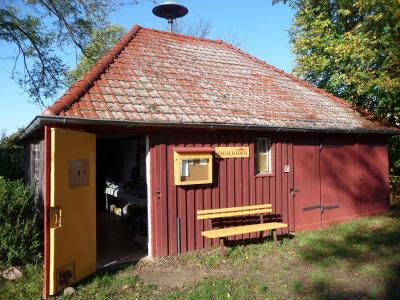 Das Tauschhaus in Wangelin.