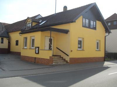 Gebäude Feuerwehrverein
