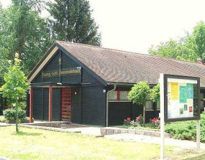 evangelisches Gemeindehaus Vierkirchen