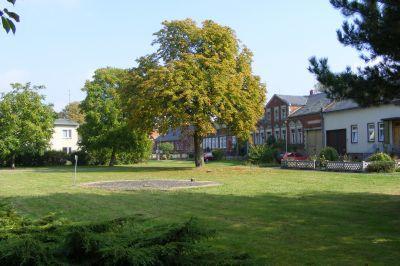 Bresch: Dorfplatz