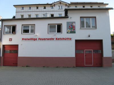 Freiwillige Feuerwehr in Katzhütte