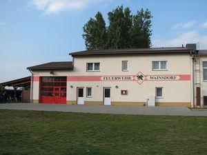 Gerätehaus Freiwillige Feuerwehr Wainsdorf