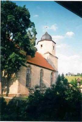 Kirche in Kaltenlengsfeld