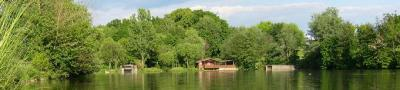 Fischerhütte Unteriglbach (Foto Fischereiverein)