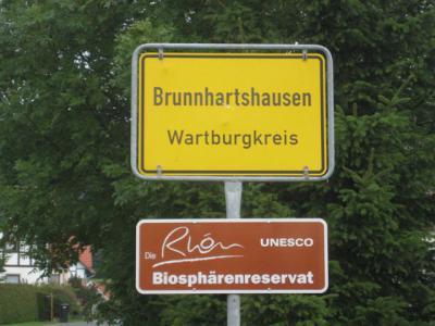 Herzlich willkommen in Brunnhartshausen