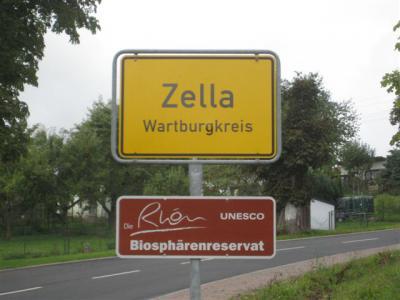 Herzlich willkommen in Zella/Rhön