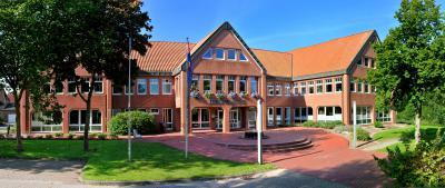 Rathaus Samtgemeinde Fredenbeck. Foto. Andreas Dittmer