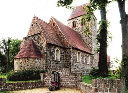 Kirche in Gebersdorf