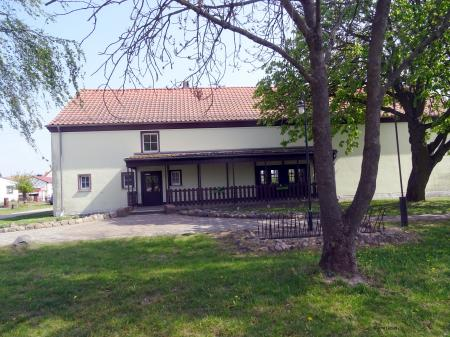Eingang Kulturhaus