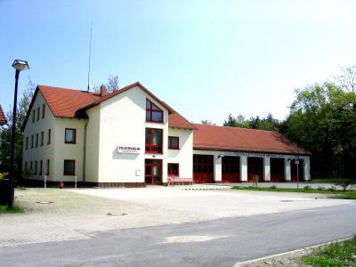 Gerätehaus Drebkau