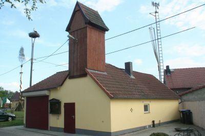 Gerätehaus der Ortsfeuerwehr Fehrow