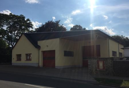 Feuerwehrgerätehaus Etgersleben