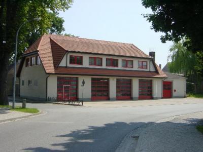 FF-Gerätehaus Wusterhausen
