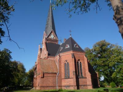 Kirche zu Gnevsdorf