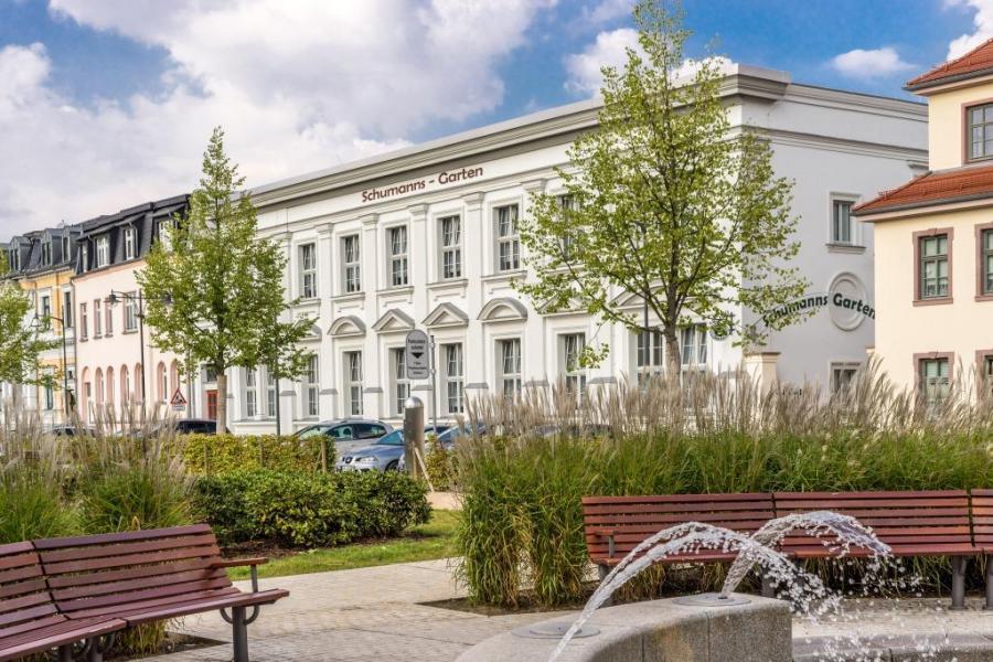 Fremdenverkehrsverein Weißenfelser Land Ev Schumanns Garten