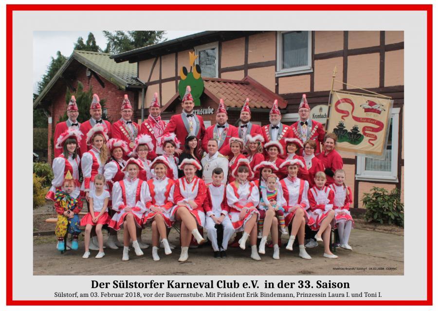 Gemeinde Sülstorf Sülstorfer Karneval Club Skc Ev