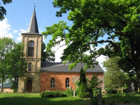 Kirche in Läsikow