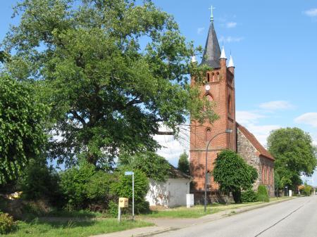 Kirche in Segeletz
