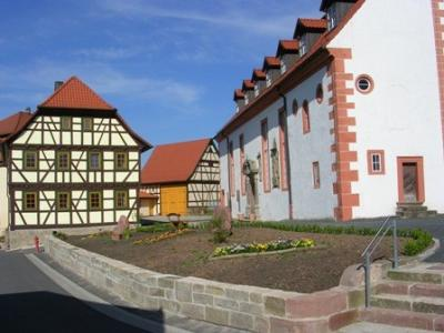 Alte Schule mit Heimatstube