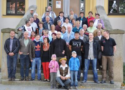60. Familienwanderung mit einer Führung durch die Stadt Bautzen