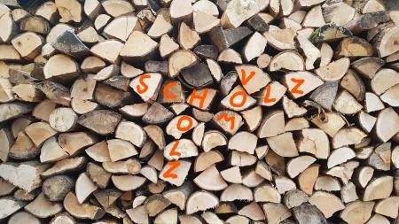 Nimm Holz vom Scholz