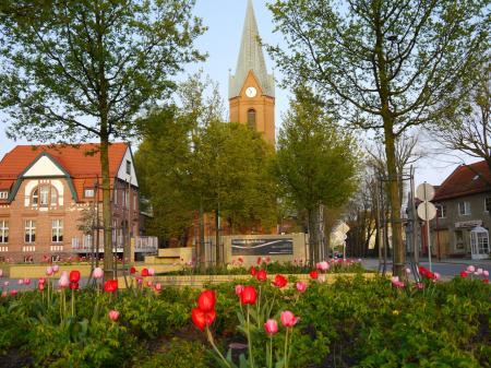 Kirche am Markt