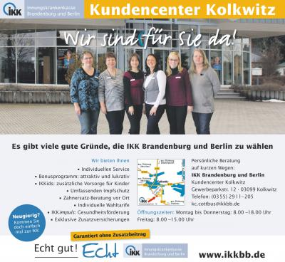 Kundencenter Kolkwitz