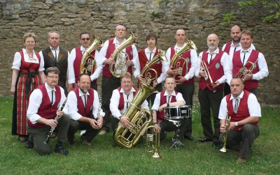 Die Hopfentaler Musikanten