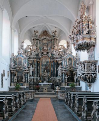 Klosterkirche Marienstuhl