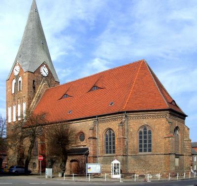 Die Sankt Johannes Kirche