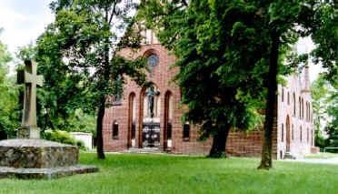 Evang. Kirche in Genthin Altenplathow