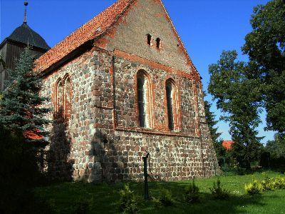Kirche Golm