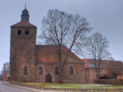 Kirche in Siestedt