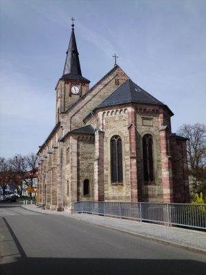 Kirche in Kaltennordheim