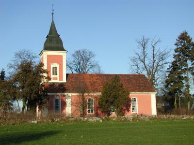 Kirche Trechwitz