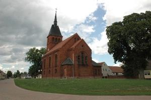 Kirche von Betzin