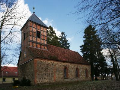 Kirche in Berge