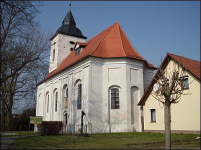 Dorfkirche Altenklitsche