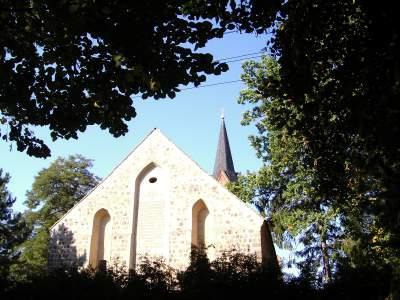 Klosterkirche Altfriedland - Foto: Katrin Suhr