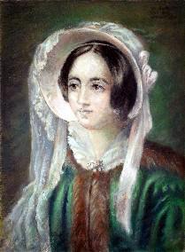 Schriftstellerin Louise von François