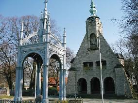 Gustav-Adolf-Gedenkstätte / Gustavus Adolphus Memorial