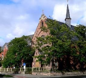 St. Laurentius Kirche Weißenfels