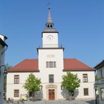 Rathaus Hohenmölsen