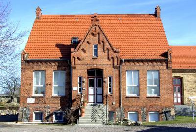 Haus Straße der Freundschaft 13a