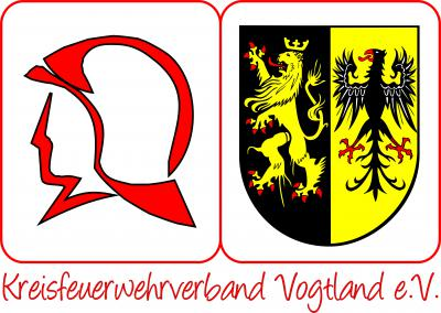 Logo des Kreisfeuerwehrverband Vogtland e. V.