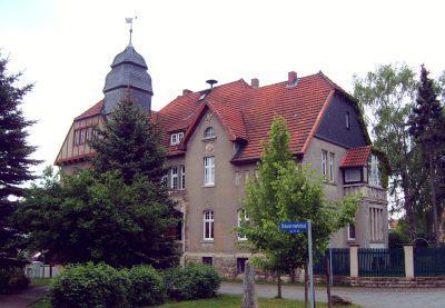 ehemalige Villa Bode - heute Gemeindebüro und mehr