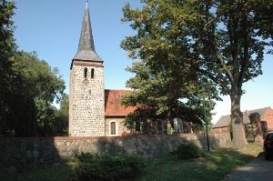 Kirche von Manker