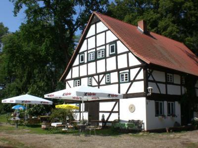 Koebemühle (Wassermühle) in Triglitz